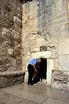 Bethlehem, Door of Humility at the Church of the Nativity