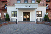 Entrance at 66-20 108th Street