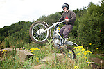 Pix: Shaun Flannery/sf-pictures.com....COPYRIGHT PICTURE>>SHAUN FLANNERY>01302-570814>>07778315553>>..29th July 2008................Coalfields Regeneration Trust (CRT) case studies..BUMPY Ltd, Birstall Urban Motorcycle Project for Youth, Leeds Road, Birstall, WF17 0JB..