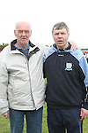 Terry Boylan with Danny Nugent at the Newtown Blues Sports Day...Photo NEWSFILE/Jenny Matthews.(Photo credit should read Jenny Matthews/NEWSFILE)....This Picture has been sent you under the condtions enclosed by:.Newsfile Ltd..The Studio,.Millmount Abbey,.Drogheda,.Co Meath..Ireland..Tel: +353(0)41-9871240.Fax: +353(0)41-9871260.GSM: +353(0)86-2500958.email: pictures@newsfile.ie.www.newsfile.ie.FTP: 193.120.102.198.