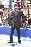 August 17, 2012 Justin Jeffre, 98 Degrees perform on the NBC's Today Show Toyota Concert Serie at Rockefeller Center in New York City.Credit:&copy; RW/MediaPunch Inc. /NortePhoto.com<br /> <br /> **SOLO*VENTA*EN*MEXICO**<br />  **CREDITO*OBLIGATORIO** *No*Venta*A*Terceros*<br /> *No*Sale*So*third* ***No*Se*Permite*Hacer Archivo***No*Sale*So*third*