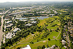 Aerial of Beaverton, Oregon