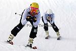 SKI-CROSS-WC-WOMEN-SAN CANDIDO.. Marte HOEIE GJEFSEN on 23/12/2012 in San Candido / Innichen, Italy. ..© Pierre Teyssot