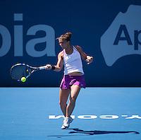 SARA ERRANI (ITA)<br /> <br /> Apia International <br /> Tennis - Apia International, 2016  - Tournament - Sydney Olympic Park, Sydney, New South Wales, Australia, January 2016<br /> <br /> &copy; AMN IMAGES / FREY