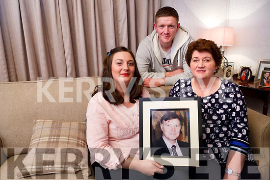 Cora Ann Collins from Knocknagoshel  featured on RTE's Say Yes to the Dress with Mom Goretti Collins and fiance Michael Culhane, and Pictured of Dad Ger Collins, who passed away 5 years ago but had money put away to pay for her dress which was a surprise for her