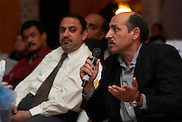 Q&A Session during Conference, Abu Dhabi
