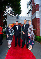 2018 Homewood Christmas Party at British High Commissioner's residence in Karori, Wellington, New Zealand on Thursday, 6 December 2018. Photo: Dave Lintott / lintottphoto.co.nz