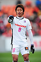 Hiroshi Kiyotake (Cerezo),.APRIL 7, 2012 - Football / Soccer :.2012 J.League Division 1 match between Omiya Ardija 0-3 Cerezo Osaka at NACK5 Stadium Omiya in Saitama, Japan. (Photo by AFLO)
