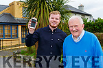 Billy O'Sullivan Chairman of Heartbeat Killarney and his Darragh O'Sullivan who have started a funraiser online