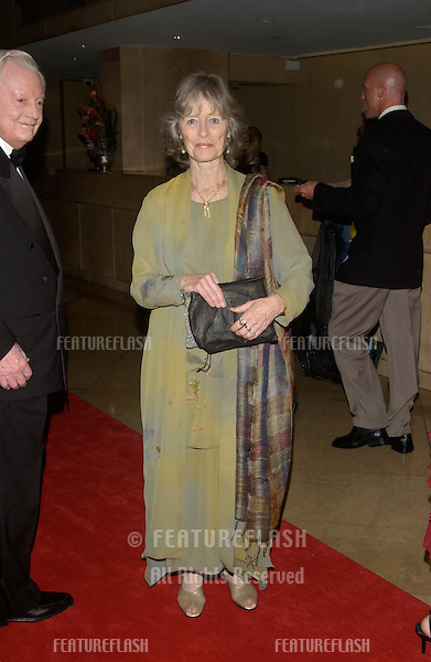 Actress VIRGINIA McKENNA at the 18th Annual Genesis Awards at the Beverly Hilton Hotel, Beverly Hills, CA..March 20, 2004