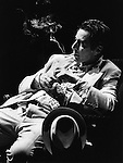 "Al Pacino as ""Hughie"" Long Wharf/Erickson Sampler for American Theatre Wing"