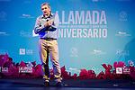Director of Teatro Lara, Antonio Fuentes during presentation of new cast of 'La Llamada' theater show at Teatro Lara in Madrid, Spain. May 24, 2018. (ALTERPHOTOS/Borja B.Hojas)