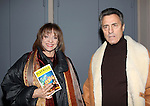 """Valerie Harper & husband Tony<br /> arriving for  the Opening Night Performance ]f """" GUYS and DOLLS """"  at the Nederlander Theatre in New York City.<br /> March 1, 2009"""