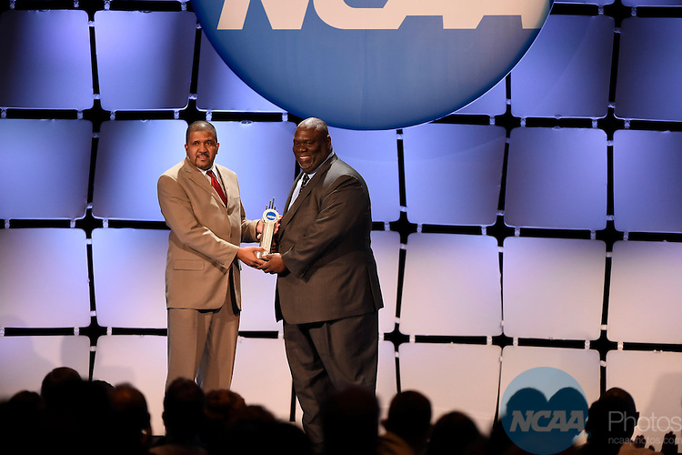 15 JAN 2016: The NCAA Honors Celebration during the 2016 NCAA Convention takes place at the Henry B. Gonzalez Convention Center in San Antonio, TX. Justin Tafoya/NCAA Photos