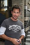 Ricky Paull Goldin outside the All My Children Studios, New York City, New York. (Photo by Sue Coflin/Max Photos)