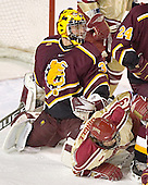 Derek MacIntyre, Ryan Dingle - The Ferris State Bulldogs defeated the University of Denver Pioneers 3-2 in the Denver Cup consolation game on Saturday, December 31, 2005, at Magness Arena in Denver, Colorado.