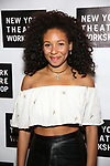 Nabiyah Be attends New York Theatre Workshop's 2017 Spring Gala at the Edison Ballroom on May 15, 2017 in New York City.
