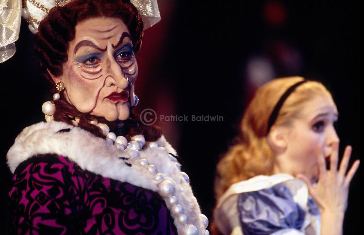 Derek Deane's production of Alice In Wonderland for English National Ballet