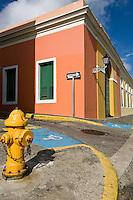 Street scenes from Old San Juan<br /> Puerto Rico