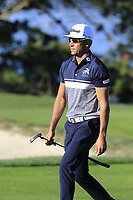 Rafa Cabrera-Bello (ESP) on the 4th hole at Pebble Beach course during Friday's Round 2 of the 2018 AT&amp;T Pebble Beach Pro-Am, held over 3 courses Pebble Beach, Spyglass Hill and Monterey, California, USA. 9th February 2018.<br /> Picture: Eoin Clarke | Golffile<br /> <br /> <br /> All photos usage must carry mandatory copyright credit (&copy; Golffile | Eoin Clarke)