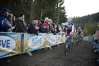 Mathieu Vanderpoel (NLD/BKCP-Powerplus)<br /> <br /> Superprestige Francorchamps 2014