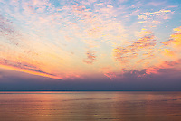 Ocean sunrise, Cape Cod, Massachusetts, USA