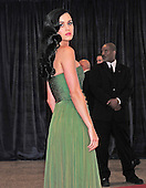 Katy Perry Arrives for the 2013 White House Correspondents Association Annual Dinner at the Washington Hilton Hotel on SAturday, April 27, 2013..Credit: Ron Sachs / CNP.(RESTRICTION: NO New York or New Jersey Newspapers or newspapers within a 75 mile radius of New York City)