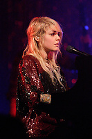 Montreal (QC) CANADA file photo - Feb 5 2010<br /> - Coeur de Pirate in concert