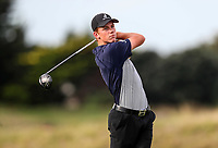 Daniel Hillier New Zealand Stroke Play Championships, Paraparaumu Golf Course, Paraparaumu Beach, Kapiti Coast, Friday 23 March 2018. Photo: Simon Watts/www.bwmedia.co.nz