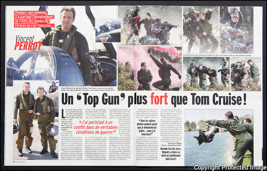 Presse<br /> France Dimanche
