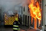 Trinity Street Fire
