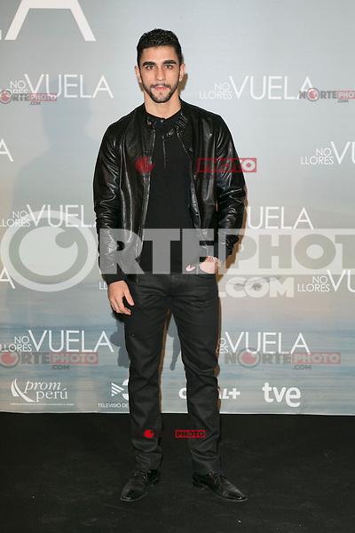 "Cesar Mateo attends Claudia´s Llosa ""No Llores Vuela"" movie premiere at Callao Cinema, Madrid,  Spain. January 21, 2015.(ALTERPHOTOS/)Carlos Dafonte) /NortePhoto<br /> NortePhoto.com"