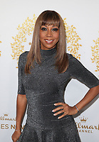 PASADENA, CA - FEBRUARY 9: Holly Robinson Peete, at the Hallmark Channel and Hallmark Movies &amp; Mysteries Winter 2019 TCA at Tournament House in Pasadena, California on February 9, 2019. <br /> CAP/MPI/FS<br /> &copy;FS/MPI/Capital Pictures
