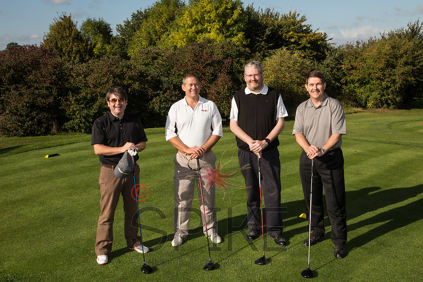 Pictured from left are the Evolve Consultants team of Craig Johnstone, Dale Cox, Adrian Cook and Richard Sykes