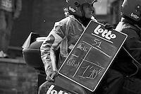 """Liege-Bastogne-Liege 2012.98th edition..1'10"""" on Gilbert"""