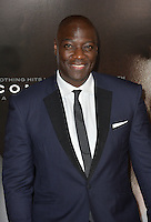 Actor Adewale Akinnuoye-Agbaje at the premiere of his movie &quot;Concussion&quot;, part of the AFI FEST 2015, at the TCL Chinese Theatre, Hollywood.<br /> November 10, 2015  Los Angeles, CA<br /> Picture: Paul Smith / Featureflash