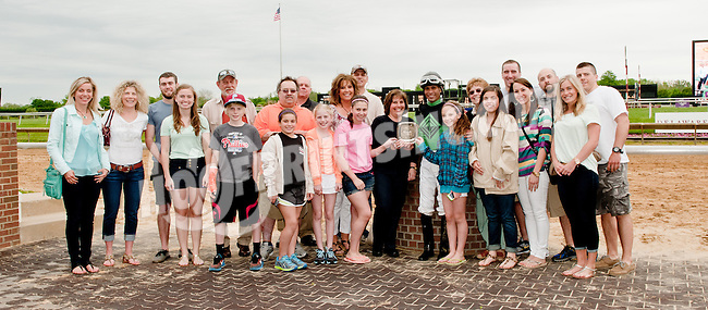 Phantasticus winning at Delaware Park on 5/18/13