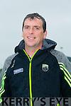 Joe Walsh, Chairman at the Kilmoyley GAA  Media Night on Friday