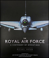 New book reveals the history of the RAF.