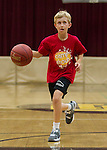 Metro Mirage 3rd/4th grade team practice at St. Francis HS, June 28, 2012