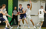 January 18, 2020; Lead, SD USA; Colorado School of Mines at Black Hills State basketball. (Photo by Richard Carlson)