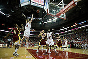 November 25, 2008. Raleigh, NC.. NC State vs. Winthrop..Trevor Ferguson, #15, had 6 points in the 26 point State victory.