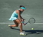 Madison Keys (USA) defeats Andreea Mitu (ROU) 6-2, 6-0