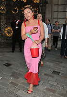 Florence Pugh at the Royal Academy of Arts Summer Exhibition 2018 VIP preview party, Royal Academy of Arts, Burlington House, Piccadilly, London, England, UK, on Wednesday 06 June 2018.<br /> CAP/CAN<br /> &copy;CAN/Capital Pictures