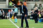 Julen Lopetegui coach of Spain during the friendly match between Spain and Colombia at Nueva Condomina Stadium in Murcia, jun 07, 2017. Spain. (ALTERPHOTOS/Rodrigo Jimenez)