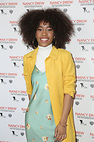 10 March 2019 - Los Angeles, California - Zoe Renee. World Premiere of 'Nancy Drew and the Hidden Staircase' held at AMC Century City 15. Photo Credit: PMA/AdMedia