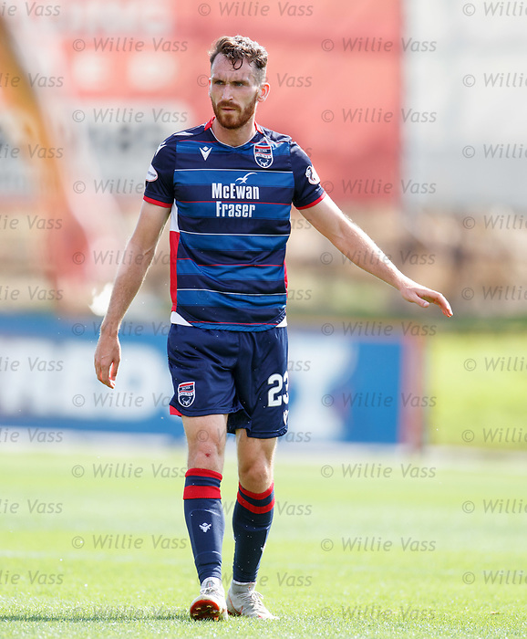 Joe Chalmers, Ross County
