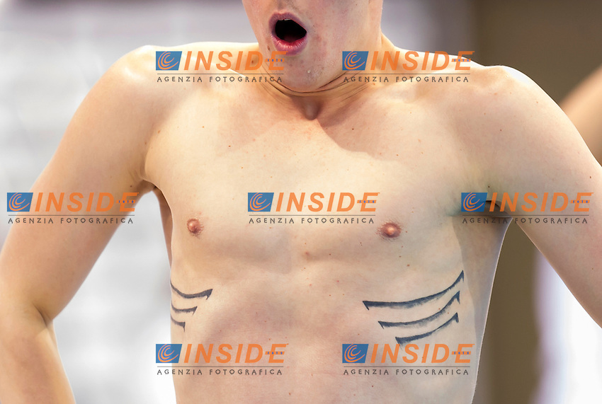 MALY Jakub AUT<br /> London, Queen Elizabeth II Olympic Park Pool <br /> LEN 2016 European Aquatics Elite Championships <br /> Swimming<br /> Men's 200m butterfly preliminary  <br /> Day 10 18-05-2016<br /> Photo Giorgio Perottino/Deepbluemedia/Insidefoto