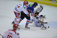 IJSHOCKEY: HEERENVEEN: IJsstadion Thialf, 05-01-2013, Eredivisie, Friesland Flyers - Herentals, eindstand 10-3, ©foto Martin de Jong