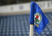A general view of the corner flag at Ewood Park, home of Blackburn Rovers<br /> <br /> Photographer Kevin Barnes/CameraSport<br /> <br /> The EFL Sky Bet Championship - Blackburn Rovers v Charlton Athletic - Saturday 3rd August 2019 - Ewood Park - Blackburn<br /> <br /> World Copyright © 2019 CameraSport. All rights reserved. 43 Linden Ave. Countesthorpe. Leicester. England. LE8 5PG - Tel: +44 (0) 116 277 4147 - admin@camerasport.com - www.camerasport.com